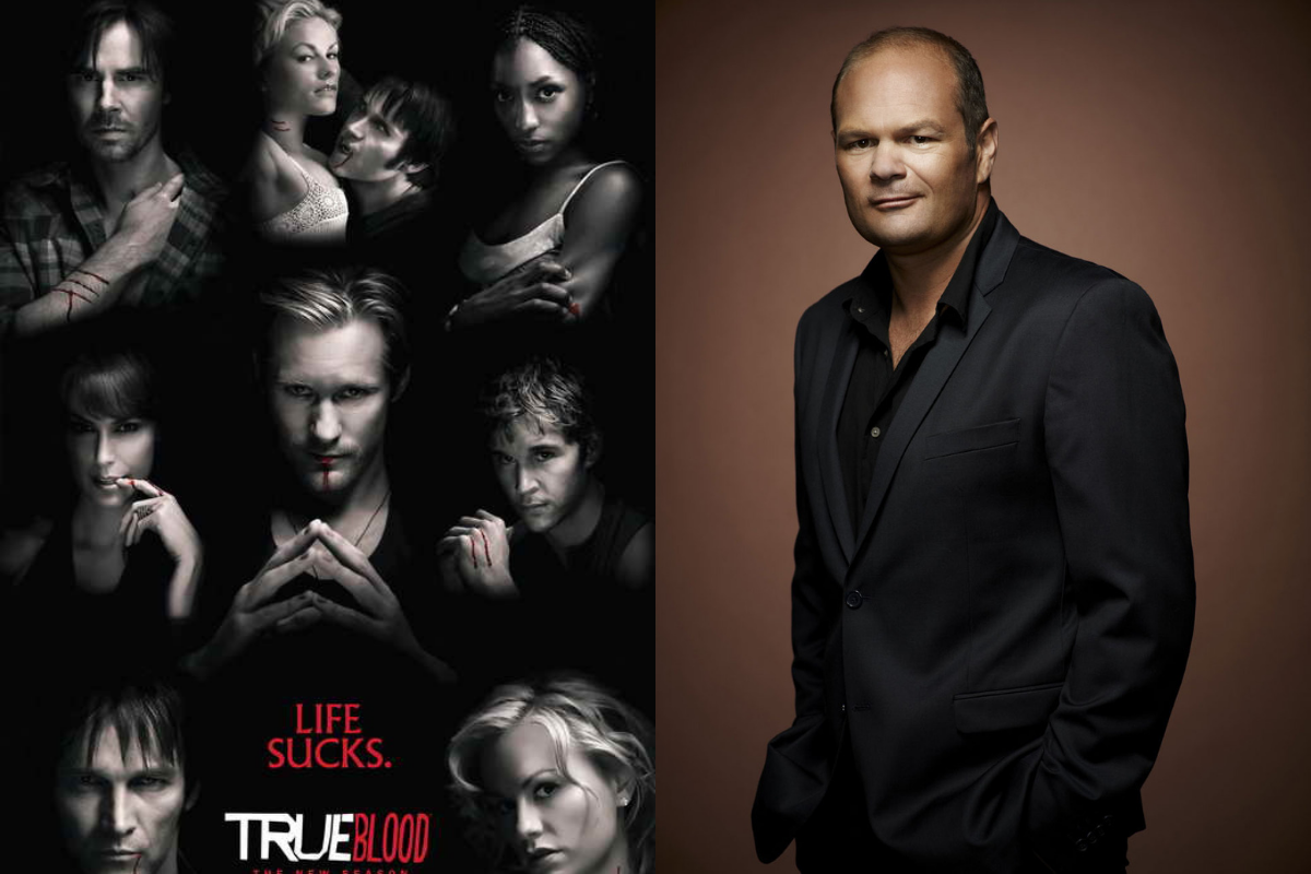 Chris Bauer - True Blood