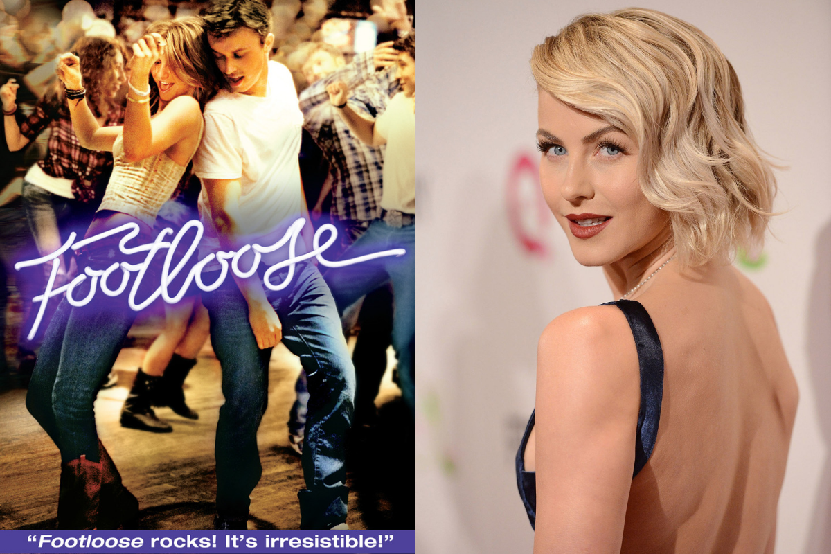 Julianne Hough - Footloose