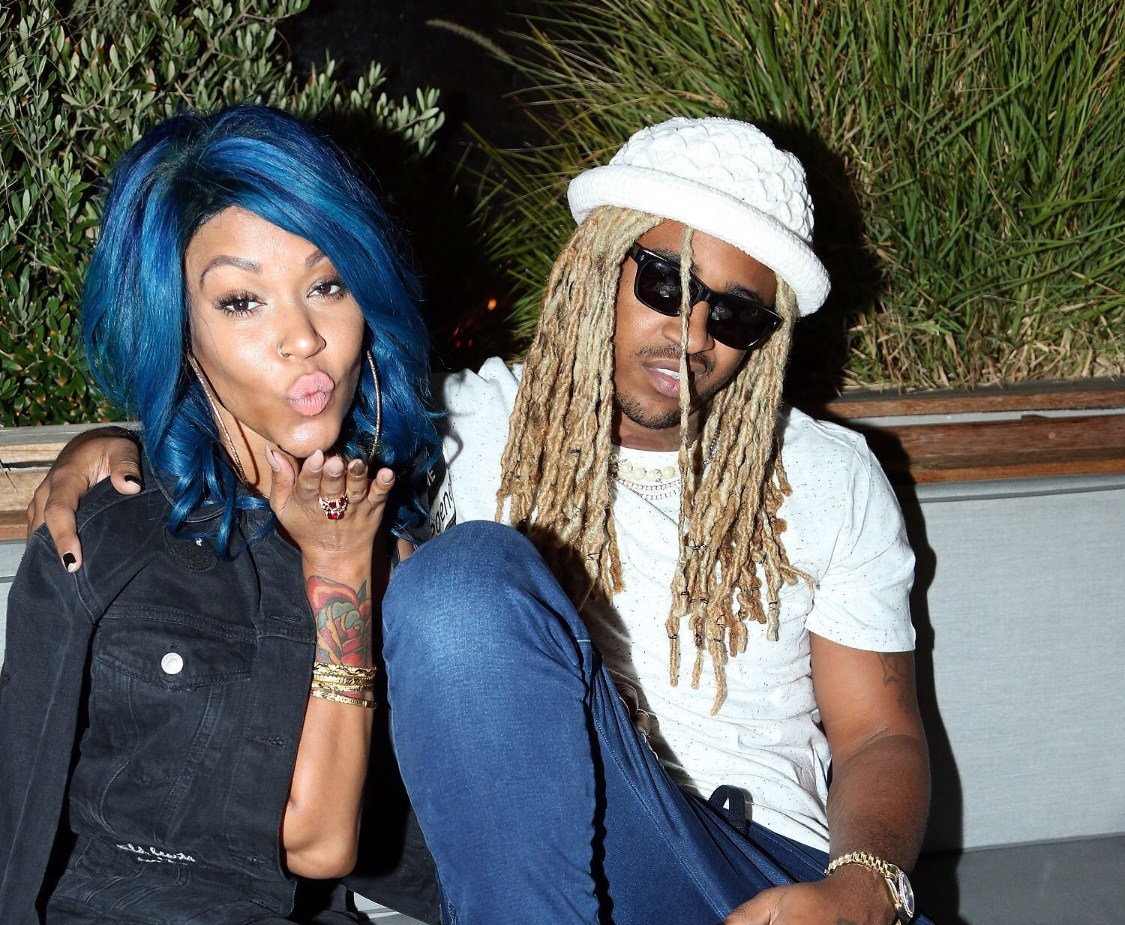 """""""Love & Hip Hop: Hollywood"""" Couple Lyrica Anderson & A1 Separated"""