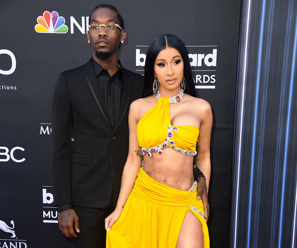 Cardi B's husband Offset is facing felony charges according to an warrant issued by Georgia PD.