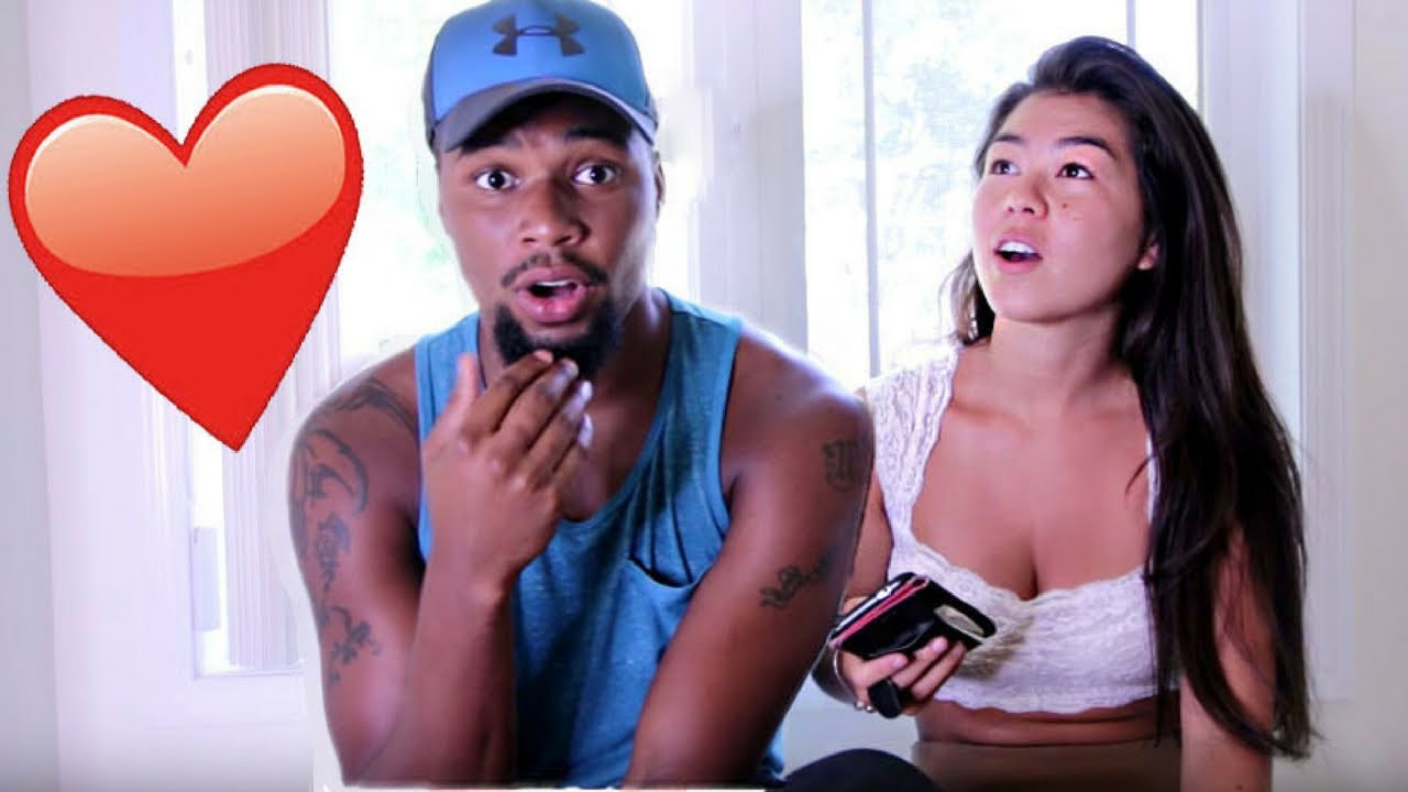 Interracial Couple Talks Dating in 2019