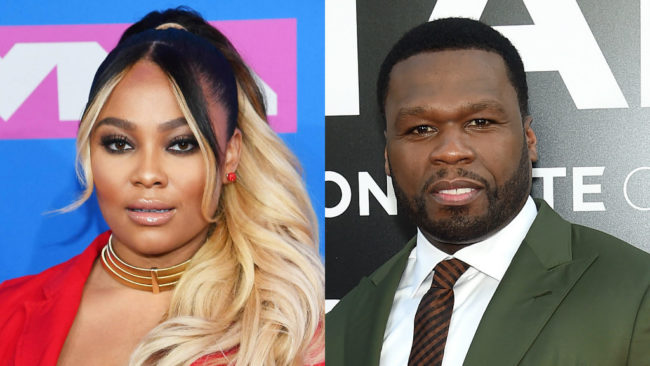 Teairra Mari Accuses 50 Cent of Harassing Her Over $30K Debt