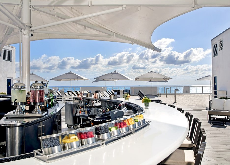 Catch the Breeze at Spinnaker, Conrad Fort Lauderdale Beach