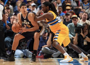 Fantasy Basketball Enes Kanter