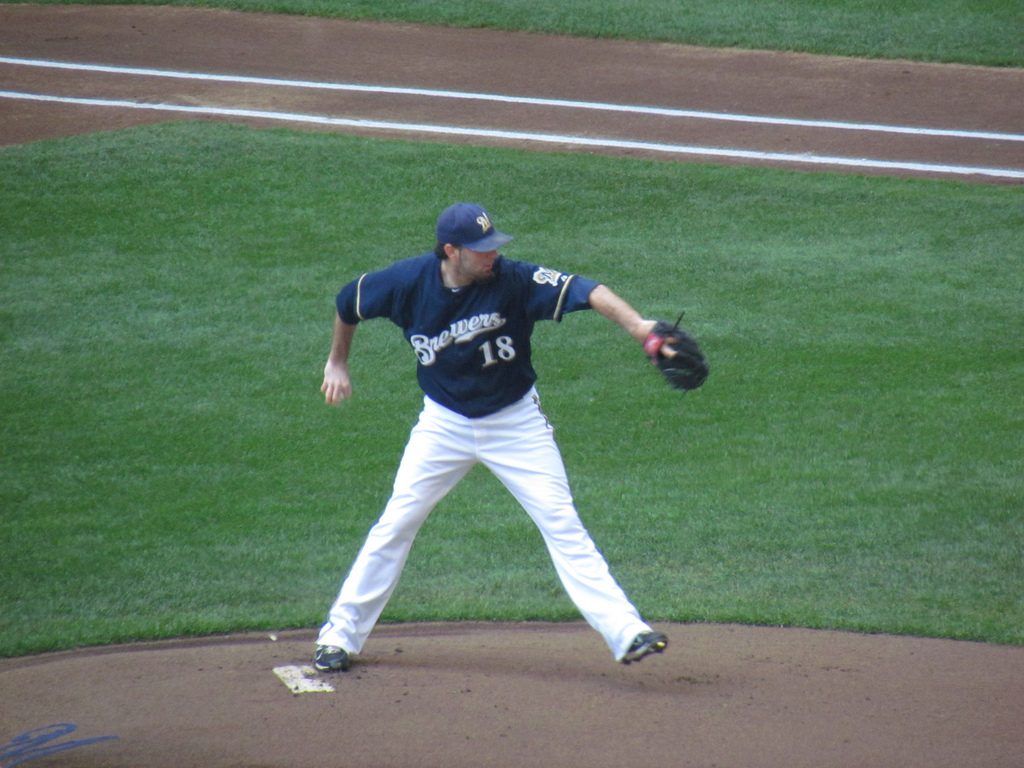 Shaun Marcum Fantasy Baseball
