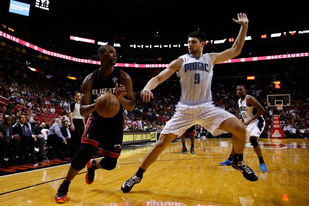 Fantasy Basketball Nikola Vucevic