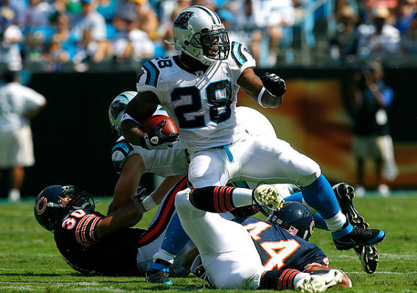 Jonathan Stewart Fantasy Football