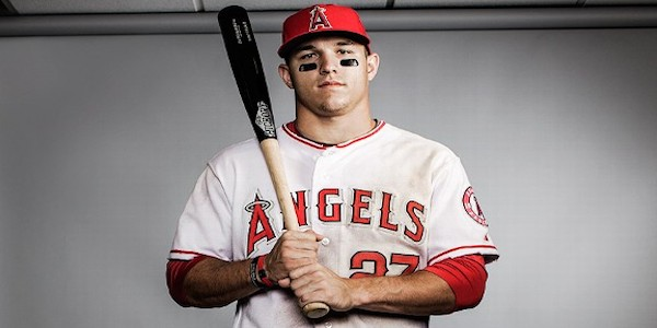 Mike Trout Resized