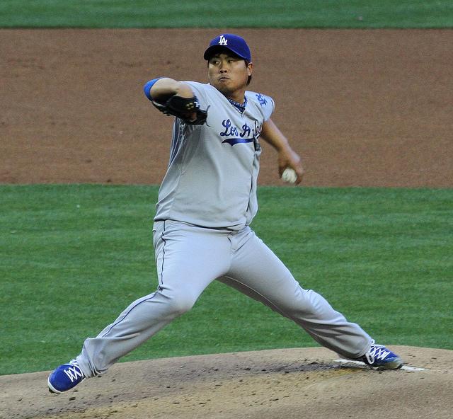 Hyun-Jin Ryu Fantasy Baseball