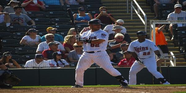 Josmil Pinto Fantasy Baseball