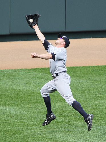 Brett Gardner - New York Yankees - photo by: Keith Allison -