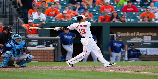 Manny Machado Fantasy Baseball
