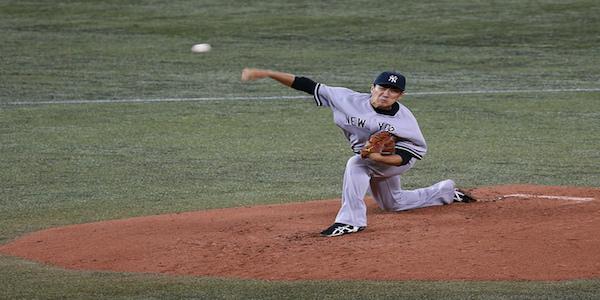 Masahiro Tanaka fantasy baseball