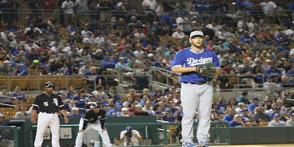 Clayton Kershaw Fantasy Baseball