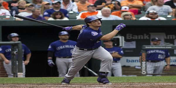 Nolan Arenado Fantasy Baseball