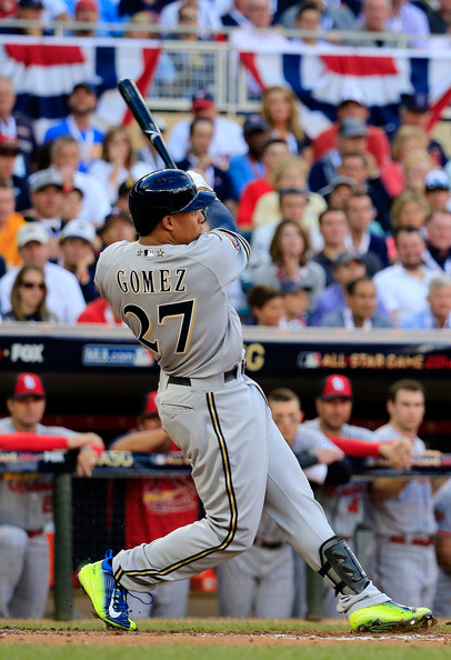 Carlos Gomez Fantasy Baseball