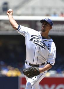 Tyson Ross Daily Fix Fantasy Baseball