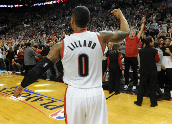 Does Lillard have another level? Photo Credit: Steve Dykes/Getty Images