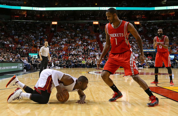 Bow down to Ariza Photo Credit: Mike Ehrmann/Getty Images