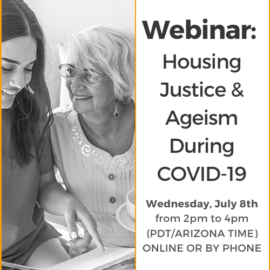 Housing Justice & Ageism During COVID-19