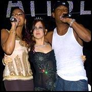 Ja Rule, Ashanti and Amber
