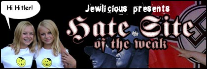 hate site banner