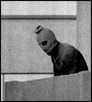 Black September Terrorist