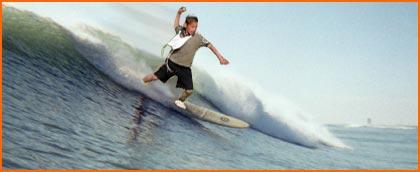 Surf\'s Up Rabbi!