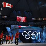 Vancouver Olympics opening ceremony