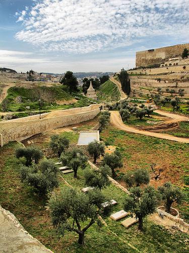 Jerusalem Cemetery, Absalom's Tomb