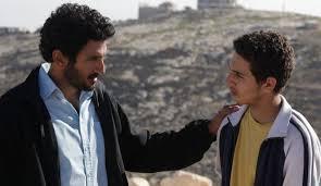 Tsahi Halevi (Razi) and Shadi Mari (Sanfur)