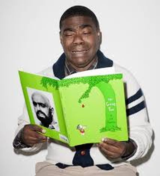 tracy morgan tree