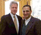 Zogby and Clinton