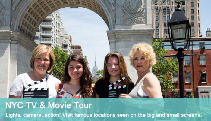 NYC TV & Movie Tour