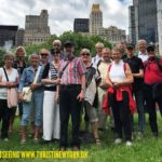 Gruppe tour på dansk i New York