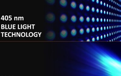 Blue Light Technology as Disinfectants