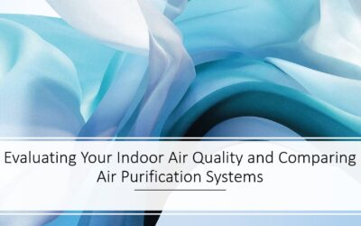 Indoor Environmental Quality and Air Purification Systems