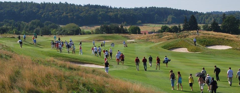 Casa Serena Golf Course, Czech Republic