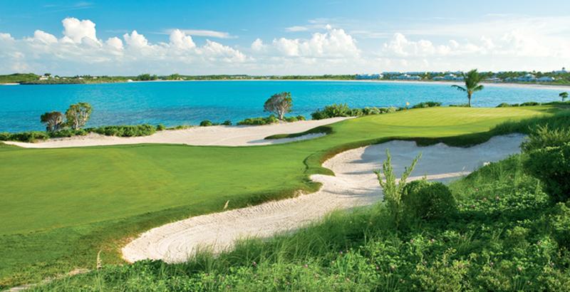 Sandals Emerald Reef Golf Club2