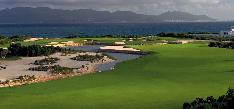 Temenos Golf Club, Anguila