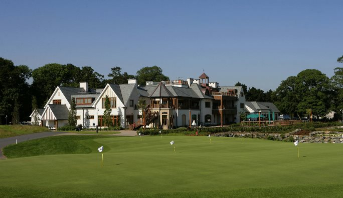 The K Club's Smurfit Course