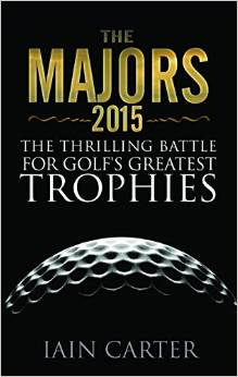 Golf Books #176 (The Majors 2015: The Thrilling Battle for Golf's Greatest Trophies)