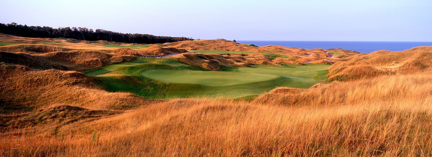 Arcadia Bluffs Golf Club, USA