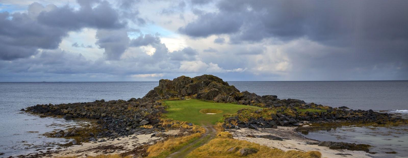 Lofoten Links Golf Course, Norway