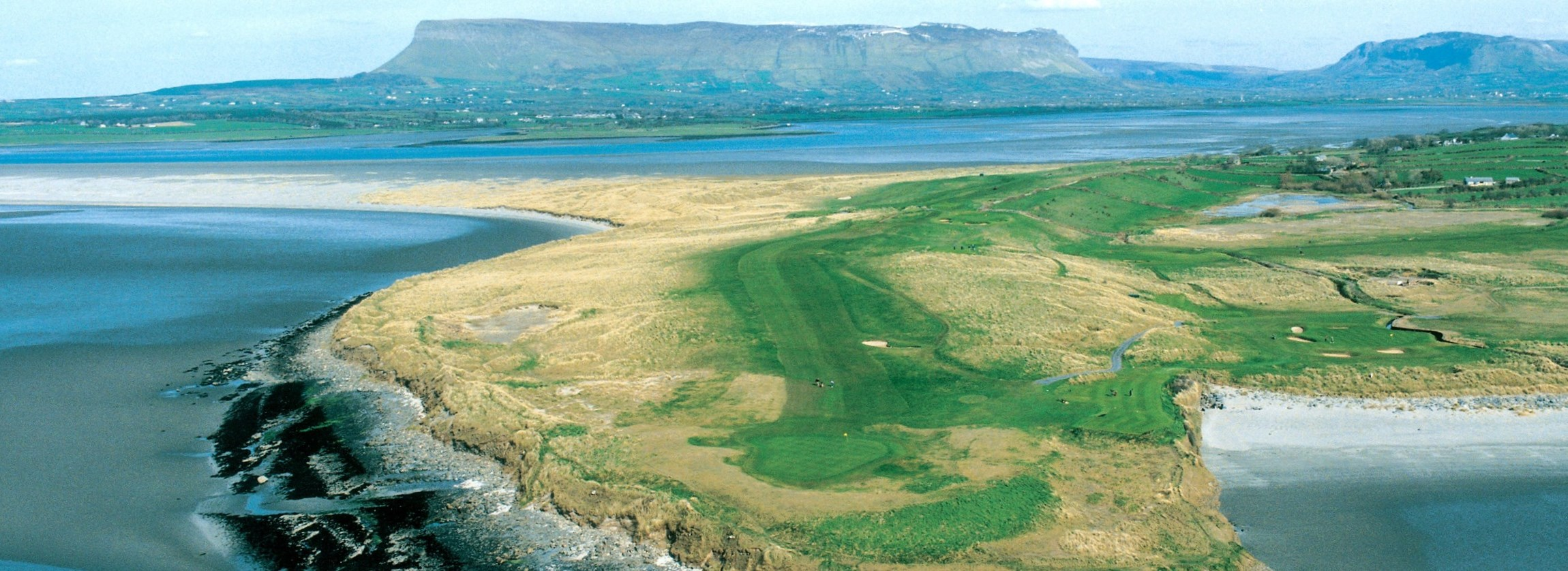The County Sligo Golf Club, Ireland