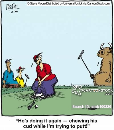 Golf Cartoon #314
