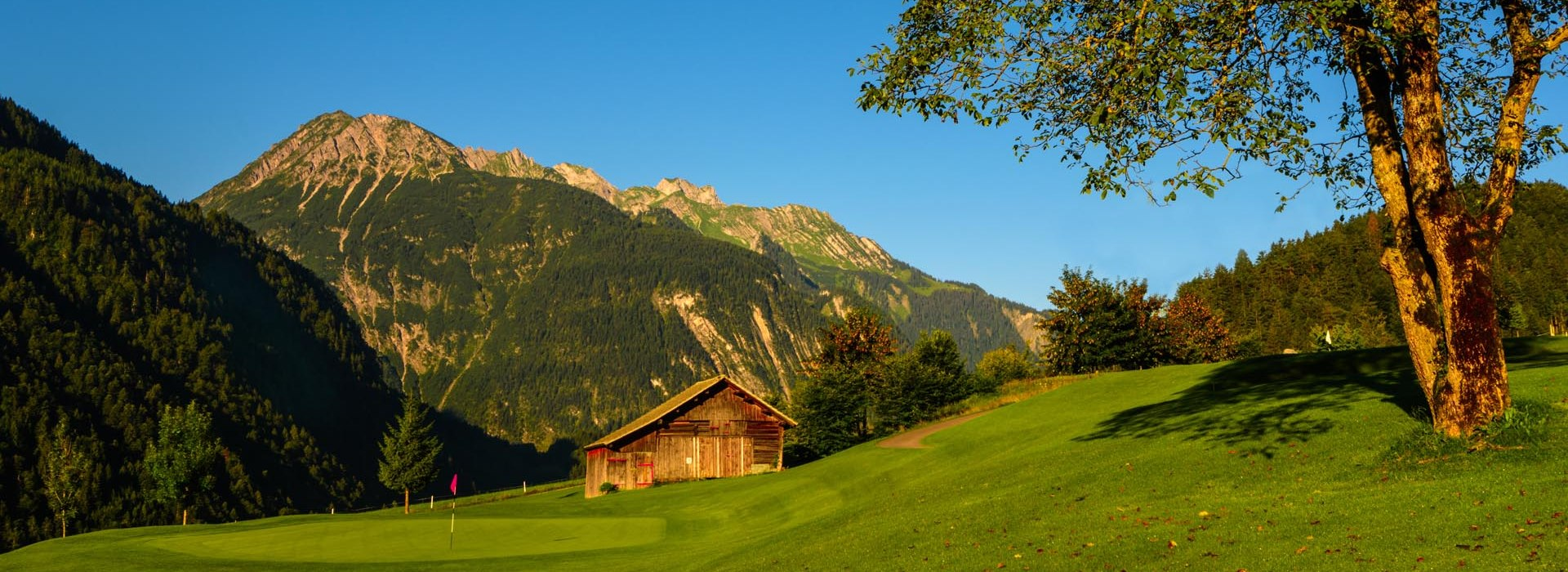 Golfclub Bludenz-Braz, Austria
