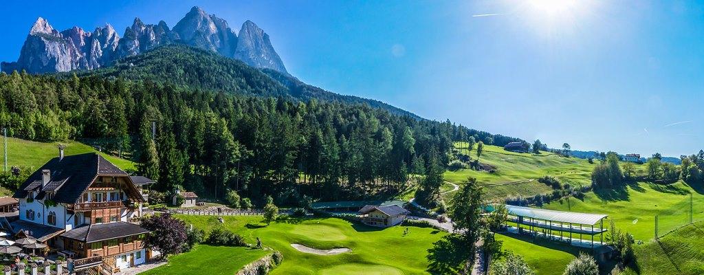 Golfclub St. Vigil Seis, Italy