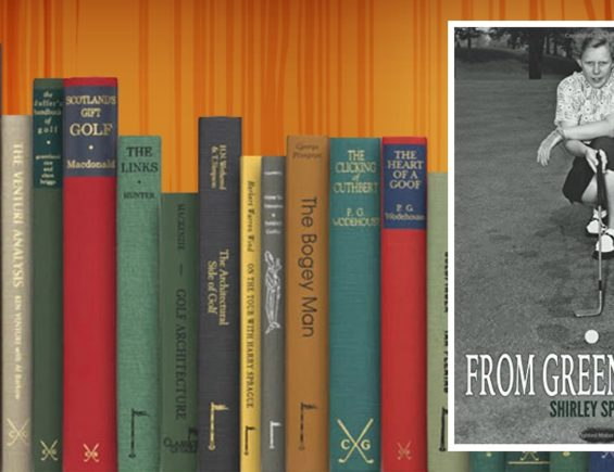 Golf Books #234 (From Green to Tee)