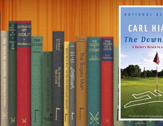Golf Books #237 (The Downhill Lie: A Hacker's Return to a Ruinous Sport)